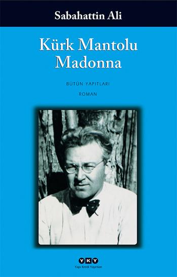 Kürk Mantolu MadonnaKAPAK