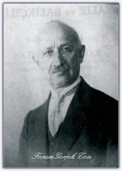karekin deveciyan portre