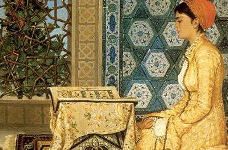 Osman Hamdi Bey'in not defterleri