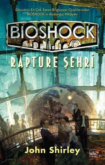 bioshock-rapture-sehri-kitabi-john-shirley-Front-1