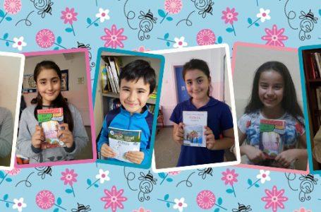 Can Çocuk kitaplarını, çocuklar değerlendirdi