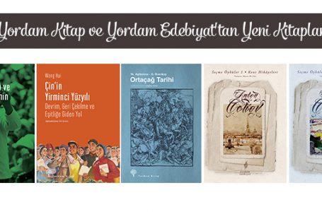 Yordam Kitap ve Yordam Edebiyat'tan Yeni Kitaplar!