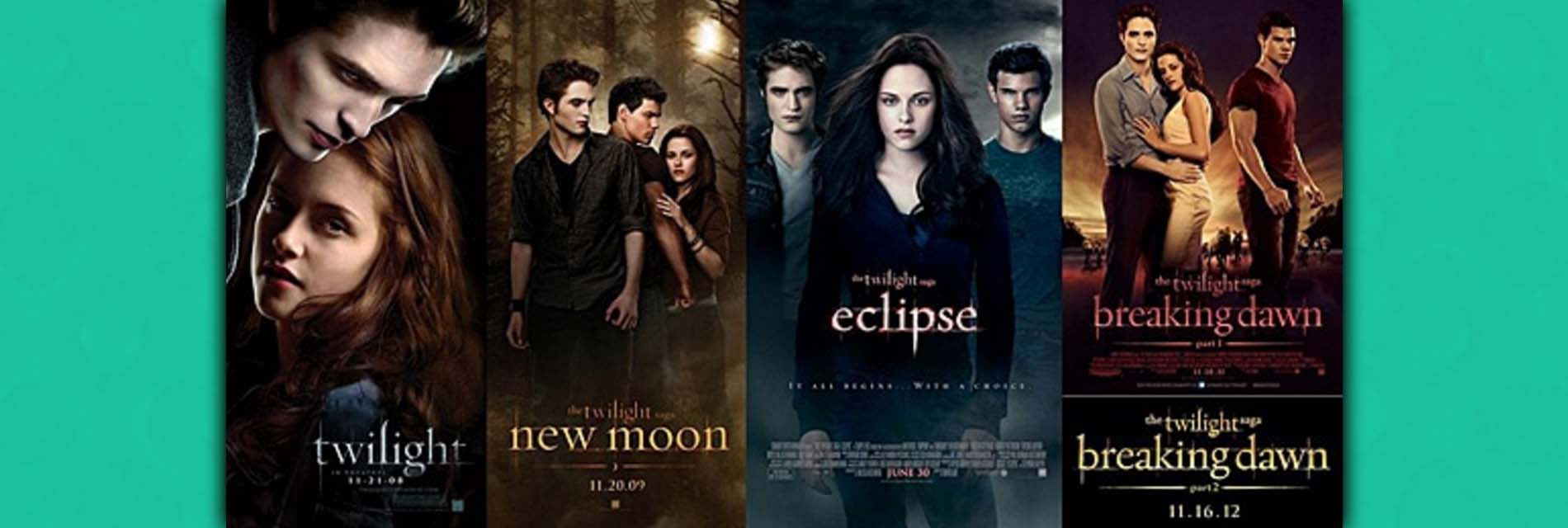 Twilight (Alacakaranlık) Serisi