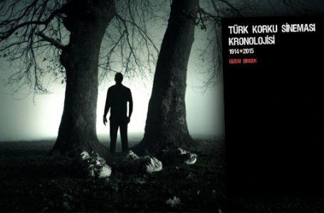 Türk Korku Sineması Kronolojisi