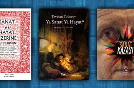 Sanat Kuramı Üzerine Serinletici Üç Kitap