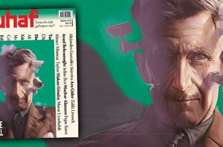 """George Orwell'in Oğlu: """"Dünya Bugün Babamın Hayal Ettiklerini Yaşıyor."""""""