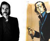 Nick Cave'in hayatı grafik roman oluyor