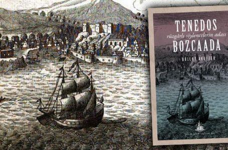 Bozcaada'ya dair her şeyi anlatan özel bir kitap