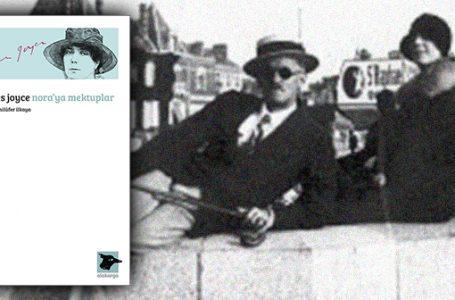 Aşkı saygıyla selamlayalım: James Joyce ve Nora Barnacle