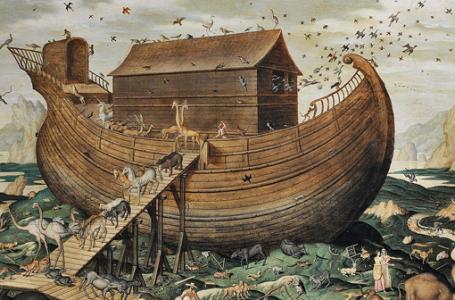 Asrın Keşfi; Nuh'un Gemisi Nerede?