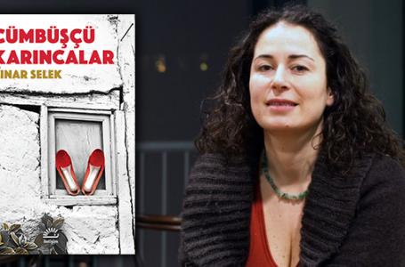 Pınar Selek'ten yeni bir kitap; Cümbüşçü Karıncalar