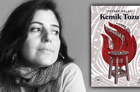 Zeynep Delav'ın ilk öykü kitabı Kemik Tozu okurların karşısına çıkıyor!