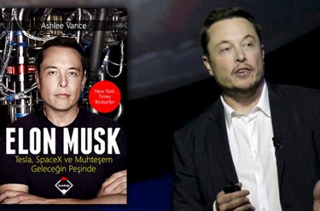 Motivasyon kaynağı arayanlar için etkileyici bir kitap: Elon Musk