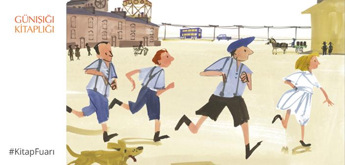 Günışığı Kitaplığı #KitapFuarı standından çocuklar için 5 kitap