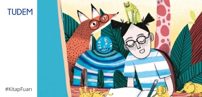 Tudem Yayınları #KitapFuarı standından çocuklar için 5 kitap