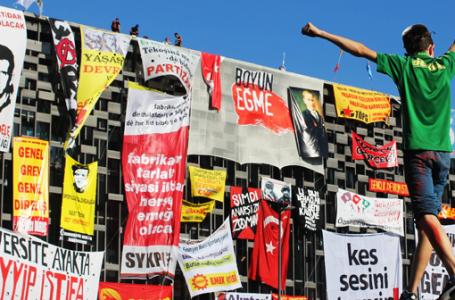 Aklım Gezi'de…