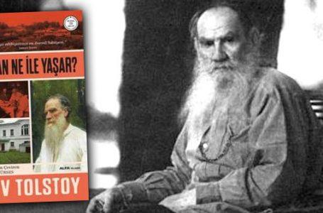 İnsan Ne İle Yaşar ve Lev Tolstoy