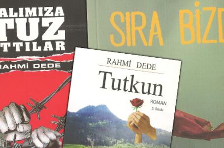 Rahmi Dede'nin romanlarıyla kısa bir Türkiye tarihi