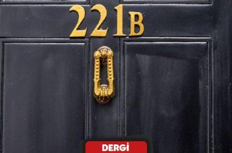 221B'nin Yeni Sayısı Raflarda ve Dijital Platformlarda