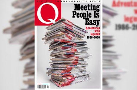 Köklü Müzik Dergisi Q'dan Okurlarına Veda