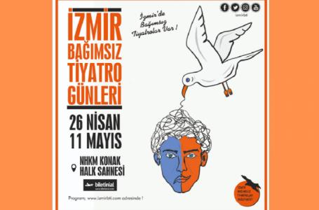 14 Bağımsız Tiyatro Topluluğundan İzmir Bağımsız Tiyatro Günleri